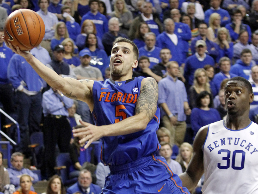 How To Watch Kentucky Wildcats Basketball Vs Florida: No. 1 Gators Look To Finish League Play Undefeated At