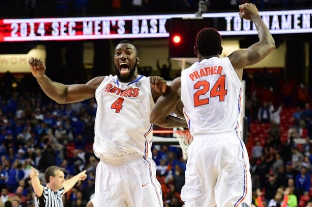 Gators Look for Pay-Back in Final Four Matchup with UConn