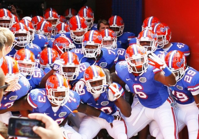Florida Celebrates Senior Day by Hosting Eastern Kentucky at Noon