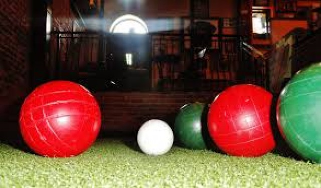 Winter Social Sports – Bocce Ball