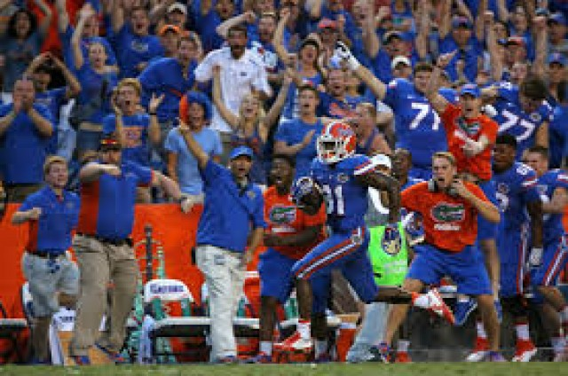Surprising Florida Hosts Red Hot Ole Miss Saturday Night