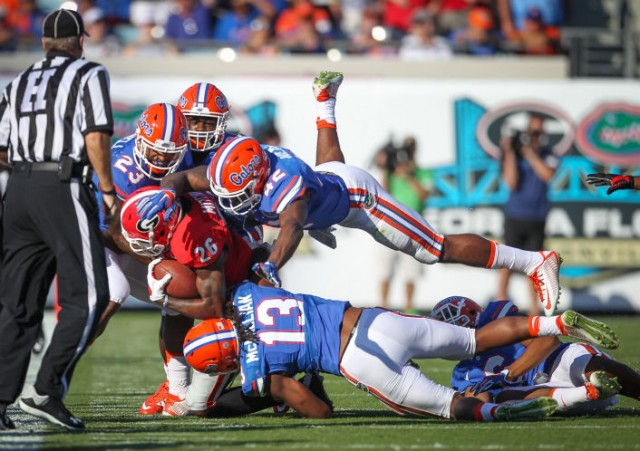 Gators Try to Lock Up SEC East at Home vs. Vandy