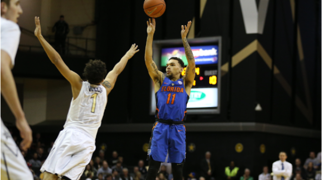Game Preview – UF vs. Vandy SEC Tournament – Men's Basketball